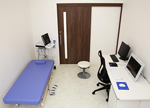 診察室(1診)