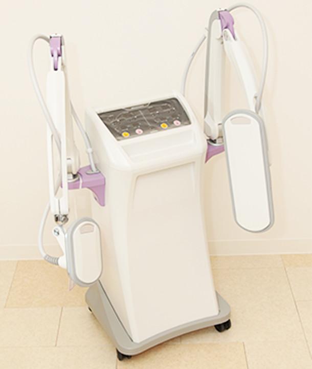 マイクロ波治療器:マイクロタイザー